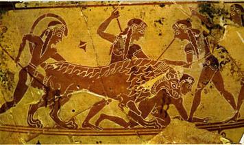 Archaic Sculpture | ARCHAIC period art 800-500BCE | Scoop.it