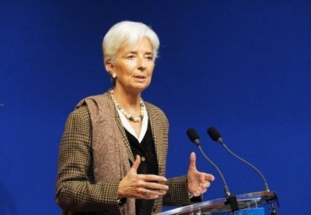 IMF's Lagarde warns against US fudge on fiscal cliff | MN News Hound | Scoop.it