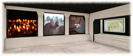 Art By Nature!, Pueulla - Second Life   Second Life Destinations   Scoop.it