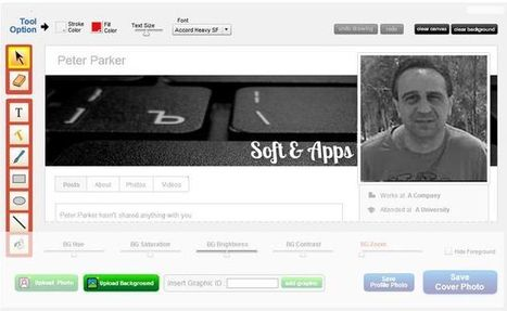 CoverPhotoEditor, crea tus fotos de portada para Google+ | Curiosidades de la Red | Scoop.it