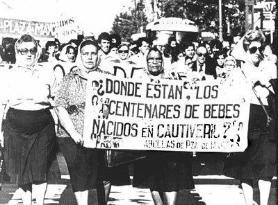 ¿Y a dónde fueron a parar nuestros hijos e hijas? | Dictaduras en América Latina | Scoop.it