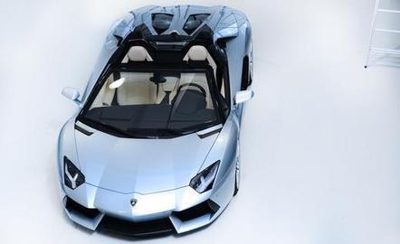2013 Lamborghini Aventador LP700-4 Roadster | Car models | Scoop.it