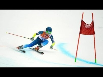 Sochi Now: Shiffrin places 5th in giant slalom | stage.com | Scoop.it