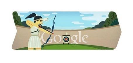 Top 10 Google Doodles of 2012 | the cupcravery | Scoop.it