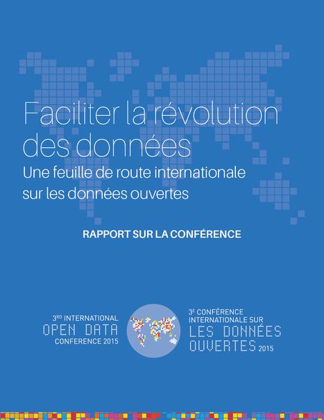 Rapport de la 3ème conférence internationale sur les données ouvertes | Data for Development | Scoop.it