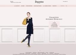 La Stratégie Digitale de Repetto | NUMERIQUE I GEEK | Scoop.it