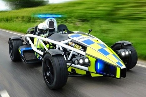 Ariel Atom PL police car - Grease n Gasoline | HOUSTON DIRECT AUTO | Scoop.it