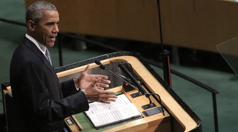 Obama to UN: US ready to work with Russia and Iran on Syria | Global politics | Scoop.it