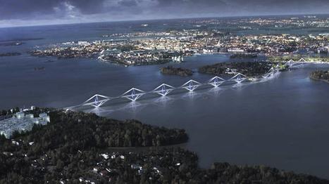 The Golden Gate of Helsinki | SmartPlanet | FINLAND2013 | Scoop.it