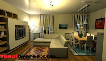 Sweet Home 3D , software design and home remodeling   Software, Technology news and Gadget Reviews   Scoop.it