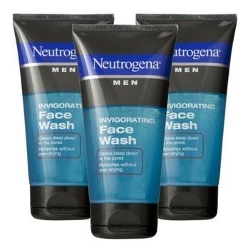 Neutrogena Men Invigorating Face Wash, 5.1 Fl oz | healthnews | Scoop.it
