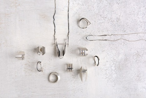 Architecture-Inspired Jewelry by Vika Mayzel - Design Milk | CLOVER ENTERPRISES ''THE ENTERTAINMENT OF CHOICE'' | Scoop.it