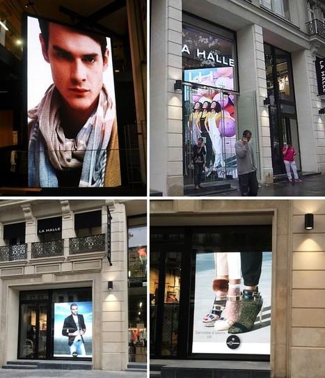 Newsletter Carlipa : le nouveau flagship La Halle boulevard Montmartre   Digital Retail   Scoop.it