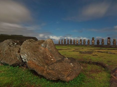 Moai Picture -- Easter Island Wallpaper -- National Geographic Photo of the Day | Rapa Nui | Scoop.it