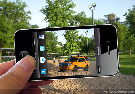 Ford Uses Augmented Reality to Introduce 2012 Ford Escape | Consumer Engagement Marketing | Scoop.it