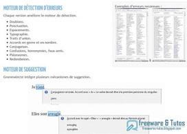 Grammalecte : un correcteur grammatical pour LibreOffice & OpenOffice | Bazaar | Scoop.it