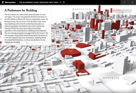 Reshaping New York   Interactive Documentary (i-Docs)   Scoop.it