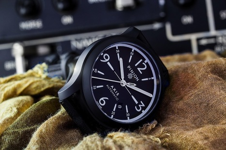 Pinion Watches | The Coolector | Paul Balmer's Watch | Scoop.it