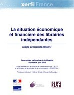 Situation de la librairie en France  (2005/2012) | Llibre digital i lectura | Scoop.it