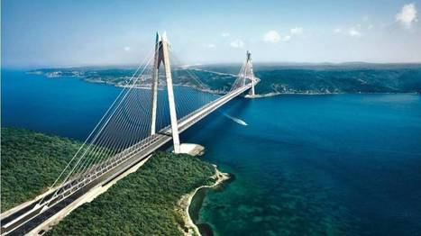 Le bureau d'ingénieurs liégeois Greisch inaugure un pont suspendu sur le Bosphore | Univers(al)ités | Scoop.it