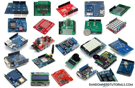 25 Useful Arduino Shields That You Might Need to Get | Heron | Scoop.it