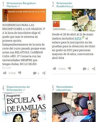 Recursos para la blogorientación con list.ly | #TuitOrienta | Scoop.it