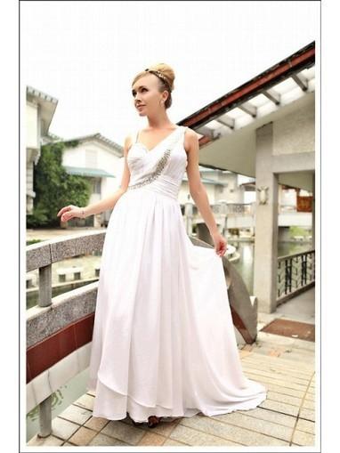 Beading Ruffle Chiffon A-line One shoulder Sweep Train Pink Prom Dress WNP0001 - Prom Dress Online Shop | prom dress | Scoop.it