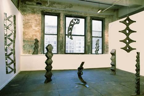 Janet Goldner : Zig-Zag | Art Installations, Sculpture, Contemporary Art | Scoop.it