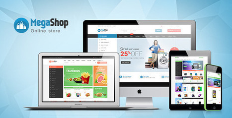 10 Best Selling Bootstrap Prestashop Templates | Collection of creative themes and templates. | Scoop.it