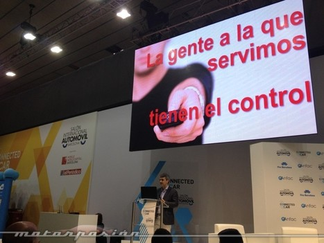 Google explica en Barcelona el futuro de los coches, y este tiene mucho que ver con tu forma de vivir | Mobile Technology | Scoop.it
