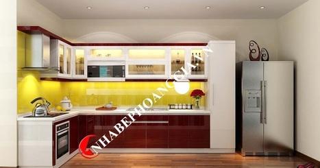 rèm vải giải pháp cho căn nhà của bạn: Thiết kế thi công mẫu tủ bếp - Nhà Bếp Hoàng Gia | Nôi thất cho nhà thêm xinh | Scoop.it