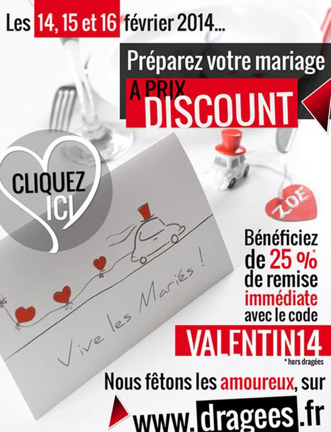 Saint Valentin : Tendances déco met les petits plats dans les grands | Actualités de la boutique Tendances déco | Scoop.it