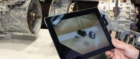 Augmented Reality für die Messe - Markt und Mittelstand | Augmented Reality & Ambient Intelligence | Scoop.it