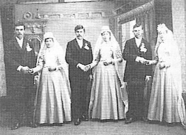 triple wedding | Abbey Narodowy's A Midsummer Night's Dream | Scoop.it