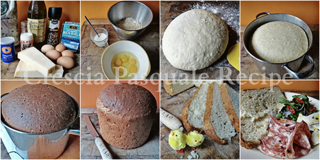 Yet another Crescia Pasquale Recipe   Le Marche and Food   Scoop.it