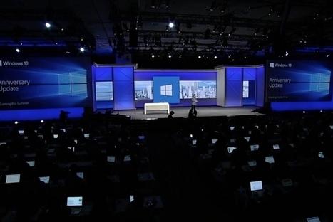 Windows 10 : une mise à jour gratuite annoncée pour l'été | Cerje | Scoop.it
