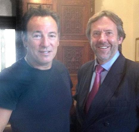 Springsteen in Stratford-upon-Avon - Stratford Herald | Bruce Springsteen | Scoop.it