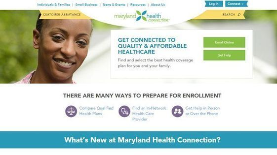 Maryland to reportedly abandon $125M ObamaCare exchange for new system