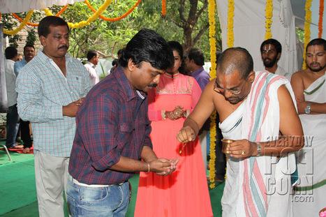 Nithin New Movie Opening Photos   Telugu cinema News   Scoop.it