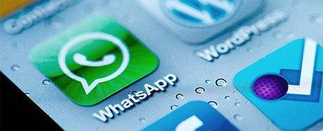 """Cuando WhatsApp se torna en obsesión por controlar a los demás - El Confidencial   Economía, Tecnología y Empresa: """"Una relación directa que siempre deben estar de la mano""""...   Scoop.it"""