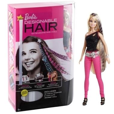 Barbie's Hair Goes High-Tech   Les choix de Charlotte, 9 ans   Scoop.it