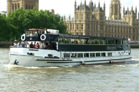Party hard with the best boat on Thames   Thames Boat Hire   Scoop.it