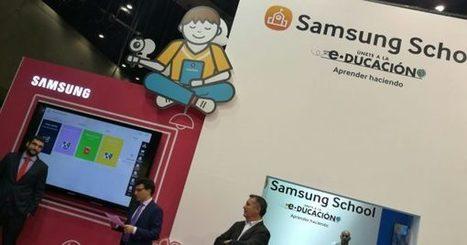 La nueva solución educativa de Samsung basada en realidad virtual | Recursos educativos para primaria | Scoop.it