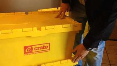 Outside the box: E-crates help keep business moving - Montgomery Advertiser | Moving Solutions | Scoop.it