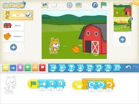 Xataka - ScratchJr, la programación para niños del Scratch original en formato tablets | Redes sociales y aprendizaje digital. | Scoop.it