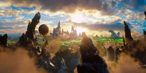What Made 'Oz' So Great And Powerful? Starlight Runner's Jeff Gomez Tells Us [#Transmedia] | Transmedia: Storytelling for the Digital Age | Scoop.it