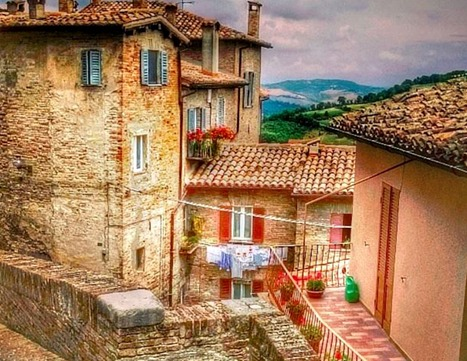 Let's go to le Marche: Frontone and the Castle! | Le Marche another Italy | Scoop.it