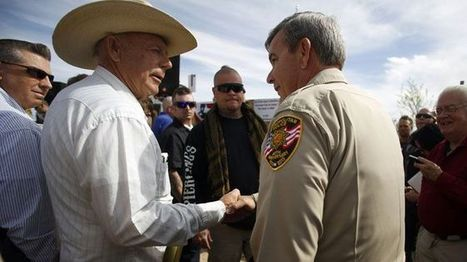 Sheriff caught in middle of Nevada rancher feud | CNM Sociology 2213 Spring '14: Deviant Behavior | Scoop.it