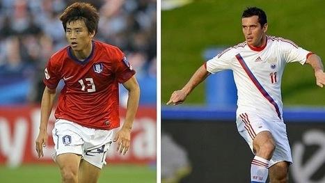 Vaikundarajan - Information And Viwes: Fifa 2014, South Korea And Russia Draws at 1-1: Vaikundarajan   News   Scoop.it