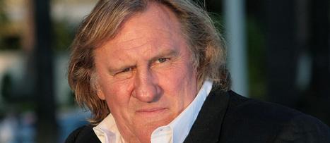Depardieu citoyen russe : pas pour plaire à la Belgique. | Vie des medias... | Scoop.it
